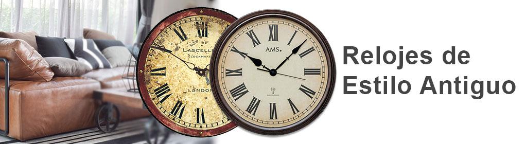 Relojes de Estilo Antiguo