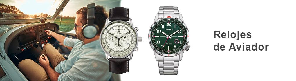 Relojes de Aviador