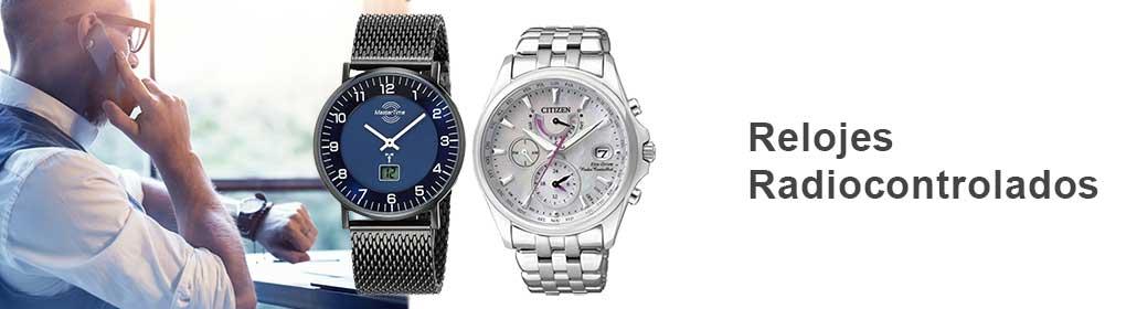 Relojes Radiocontrolados