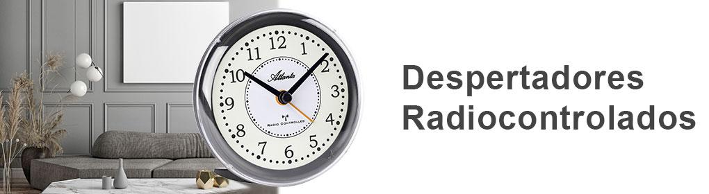 Despertadores Radiocontrolados