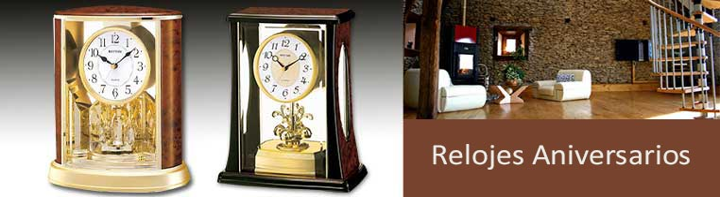 Relojes Aniversarios