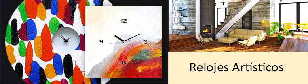 Relojes Artísticos
