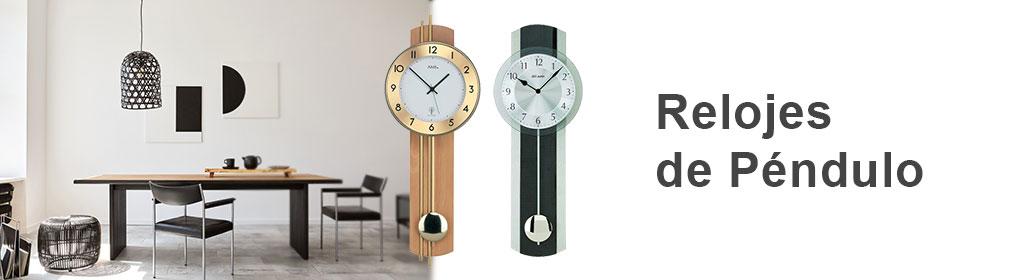 Relojes de Péndulo