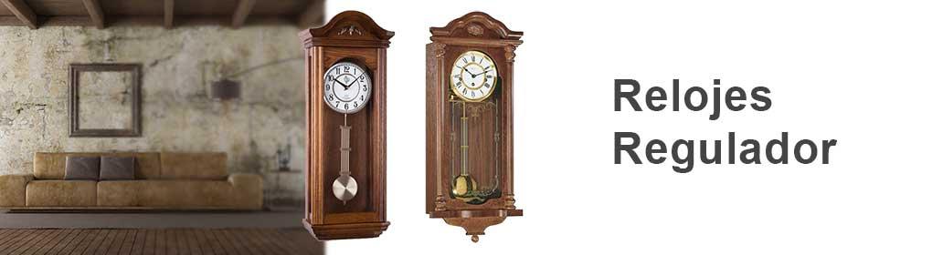 Relojes Regulador