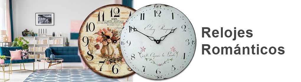 Relojes Románticos