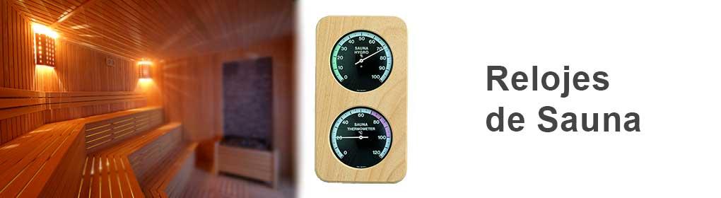 Relojes de Sauna