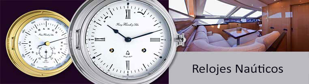 Relojes Naúticos