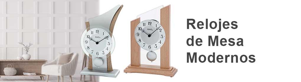 Relojes de Mesa Modernos