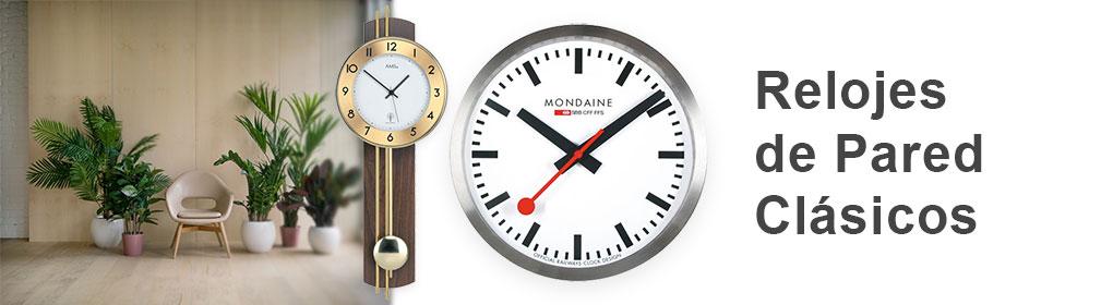 Relojes de Pared Clásicos