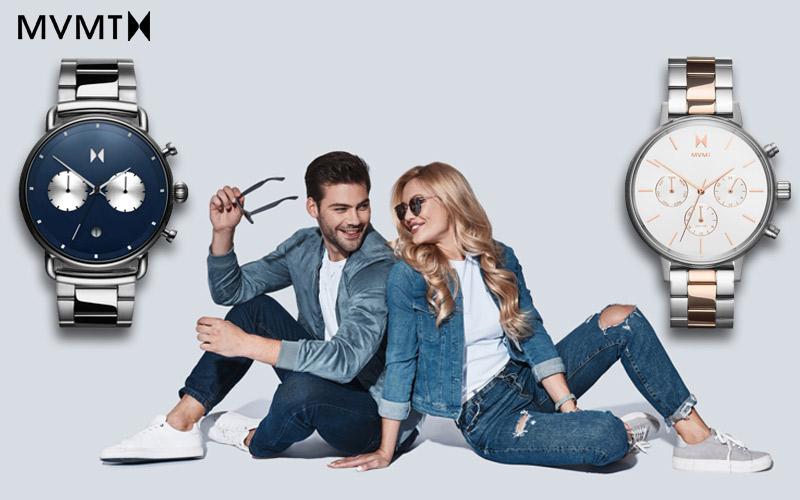 Nueva marca de tendencia MVMT en Relojes4you.es