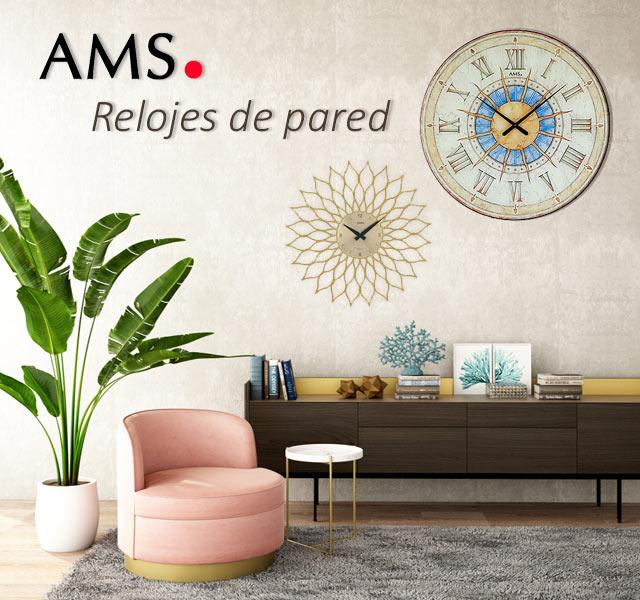 AMS Relojes de pared
